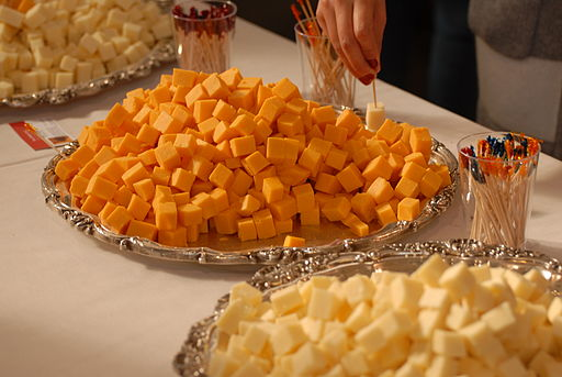 Cheese at the SF Chronicle Wine competition Public tasting 2010-02-20 2