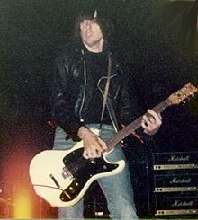 Photo représentant Johnny Ramone.