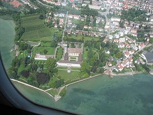 Schloss Friedrichshafen (formerly the monaster...