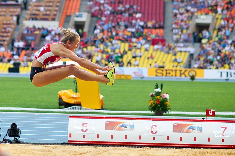 File:Lauma Grīva (2013 World Championships in Athletics) 01.jpg