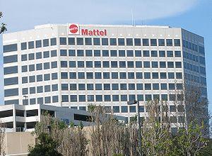 English: The headquarters of Mattel in El Segu...