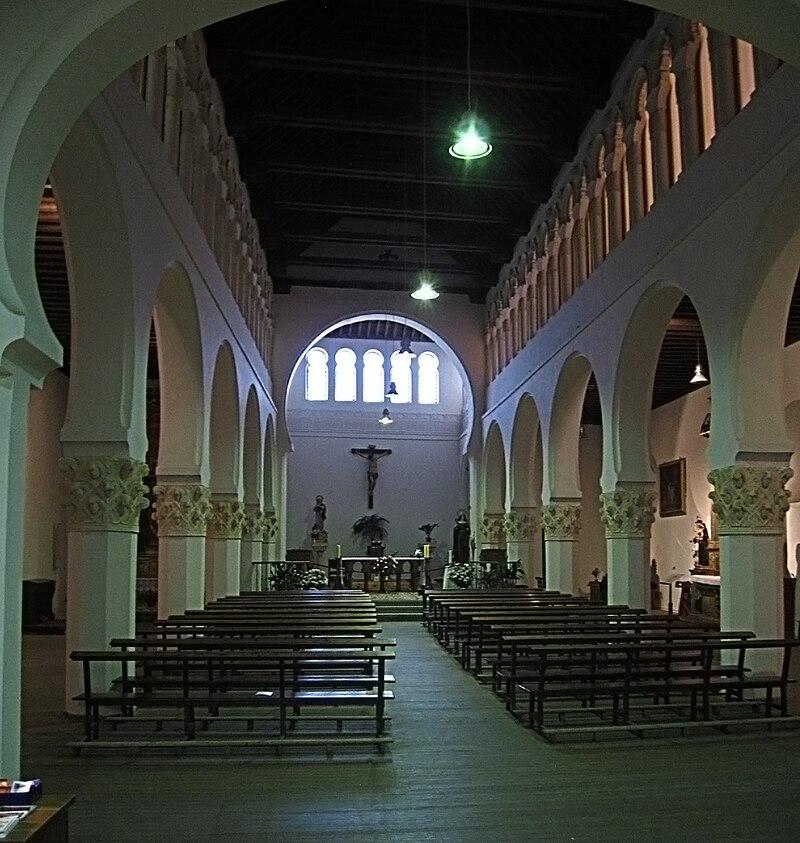 Iglesia del Corpus Christi - Antigua Sinagoga Mayor de Segovia