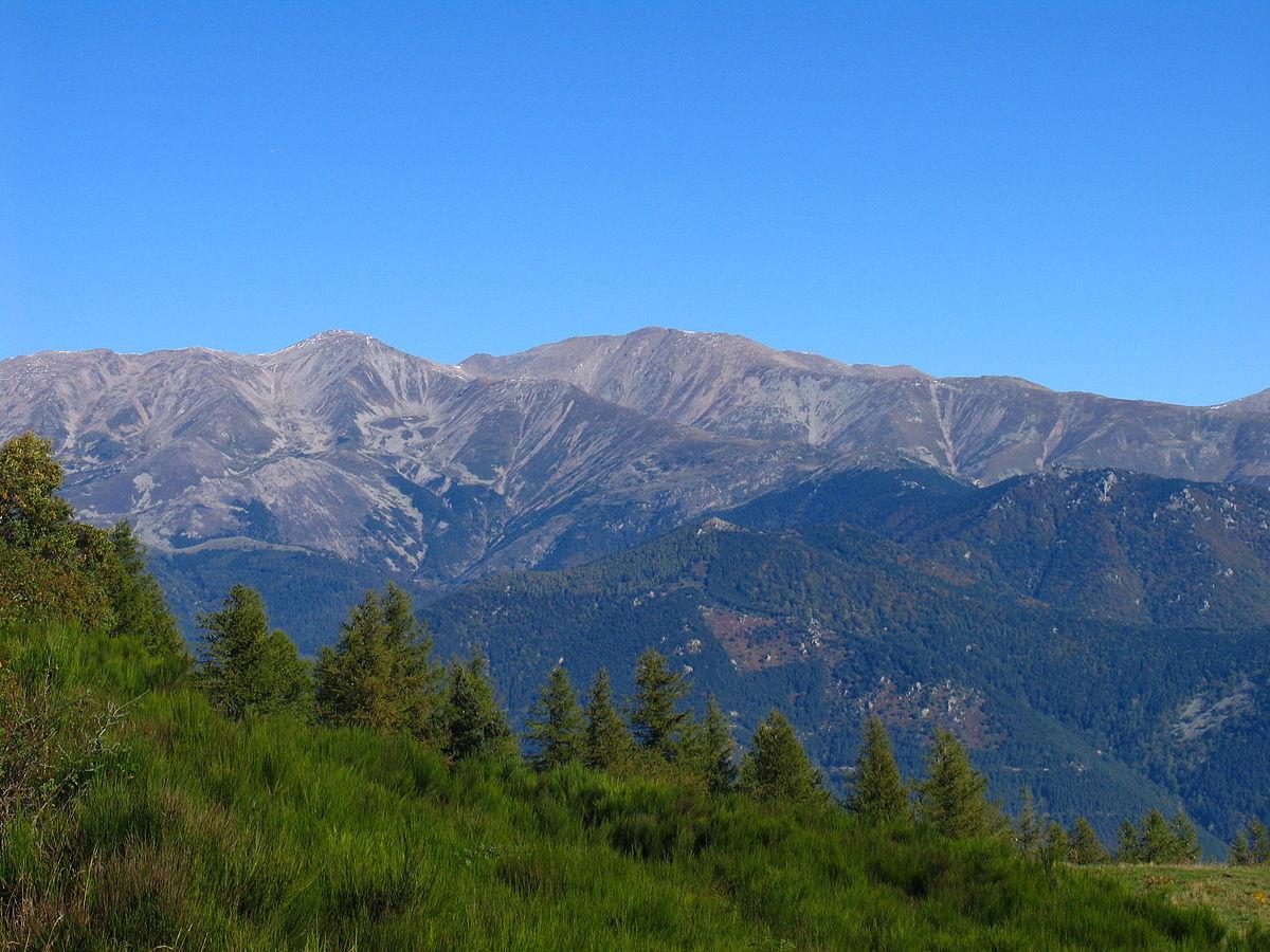 Parque Natural Regional De Los Pirineos Catalanes
