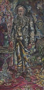 Dorian Gray  character    Wikipedia Ivan Albright  The Picture of Dorian Gray  1943   44