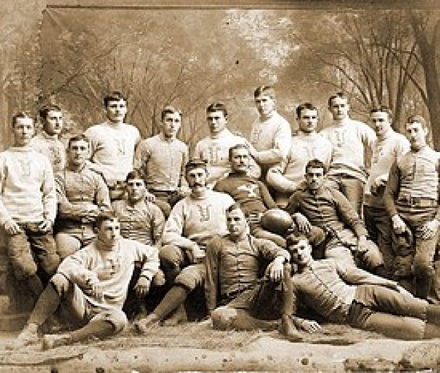 1886 Yale Bulldogs Football