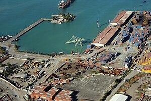 English: CLEARWATER, Fla. - A Coast Guard C-13...
