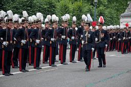 21 juli 2011 Defilé Generaal-majoor Harry Vindevogel