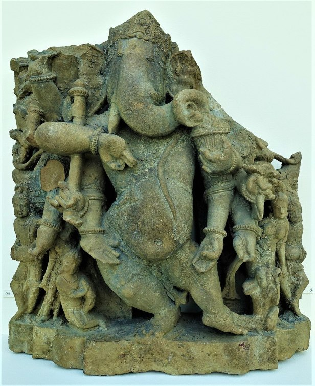 Dancing Ganesha - Joy of Museums - Asian Art Museum - San Francisco