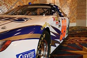 NASCAR driver w:Aaron Reutimann #99 w:Busch Se...