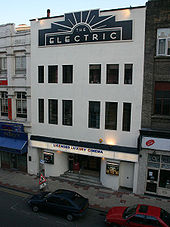 36de04bf6f40c The Electric ، أقدم سينما عاملة في المملكة المتحدة