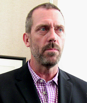 Hugh Laurie at TV series House event at Paley ...