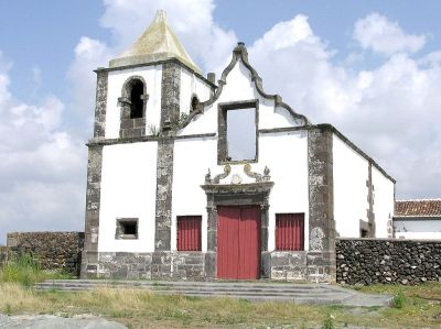 Church of São Mateus da Calheta (Old) - Wikipedia