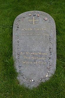 John Smith Labour Party Leader Wikipedia