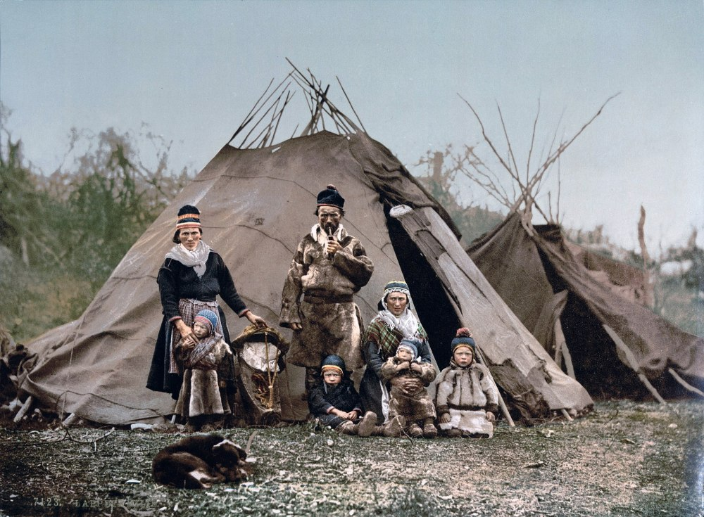 Swedish colonialism, part 1: the persecution of the Sami