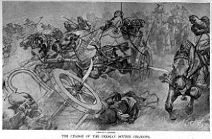 Η μάχη στα Γαυγάμηλα υπήρξε η επιφανέστερη νίκη Μεγάλου Αλεξάνδρου και αυτή έκρινε οριστικά την τύχη της περσικής αυτοκρατορίας.