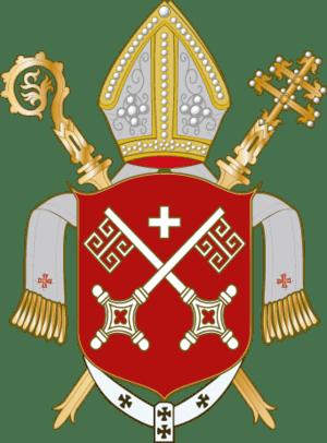 Wappen des Erzstiftes und Fürsterzbistums Bremen