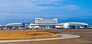 Terminal D and Grand Hyatt Hotel at Dallas For...