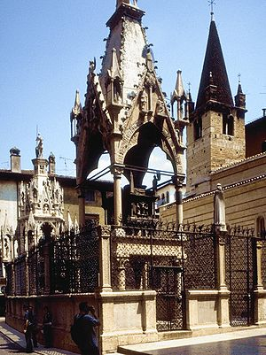 Verona, Arche Scaligere