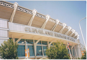 English: Cleveland Browns Stadium Category:Ima...