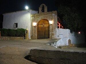 Español: Ermita de la Piedad de Mira