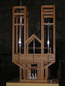 Organ in Halberstadt