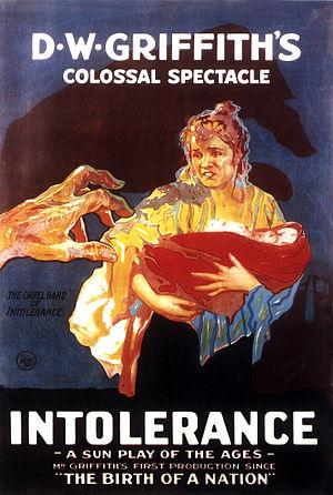 DW Griffith's Intolerance (1916) movi...