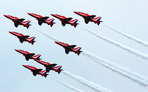 Southport Airshow 2009