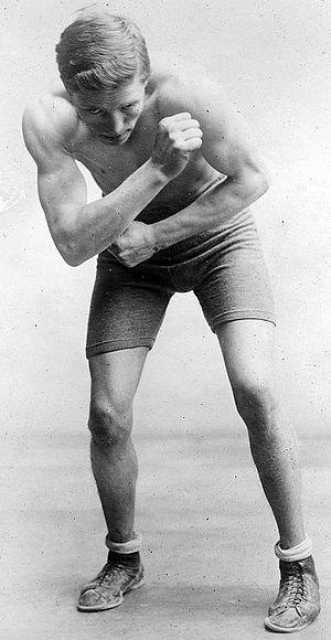 """English boxer Ted """"Kid"""" Lewis (1893/..."""
