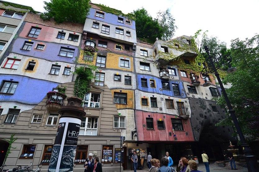 The Hundertwasser House 03