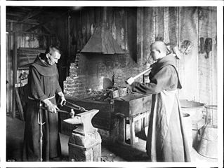 https://i2.wp.com/upload.wikimedia.org/wikipedia/commons/thumb/8/88/Two_monks_working_in_the_blacksmith_shop_at_Mission_Santa_Barbara%2C_ca.1900_%28CHS-4070%29.jpg/319px-Two_monks_working_in_the_blacksmith_shop_at_Mission_Santa_Barbara%2C_ca.1900_%28CHS-4070%29.jpg