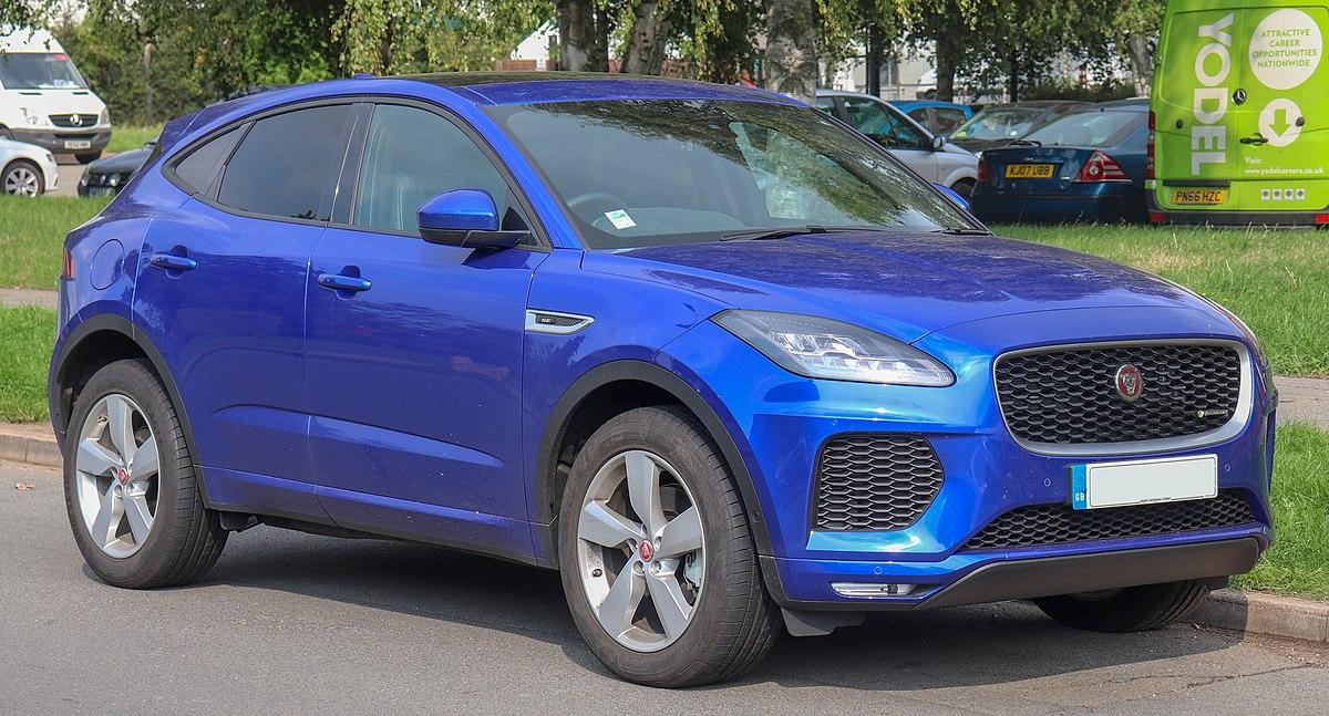 Jaguar E Pace Wikipedia