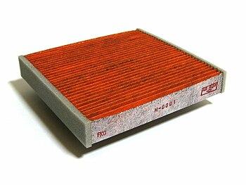 English: Autobacks Pro Air Conditioner Filter ...