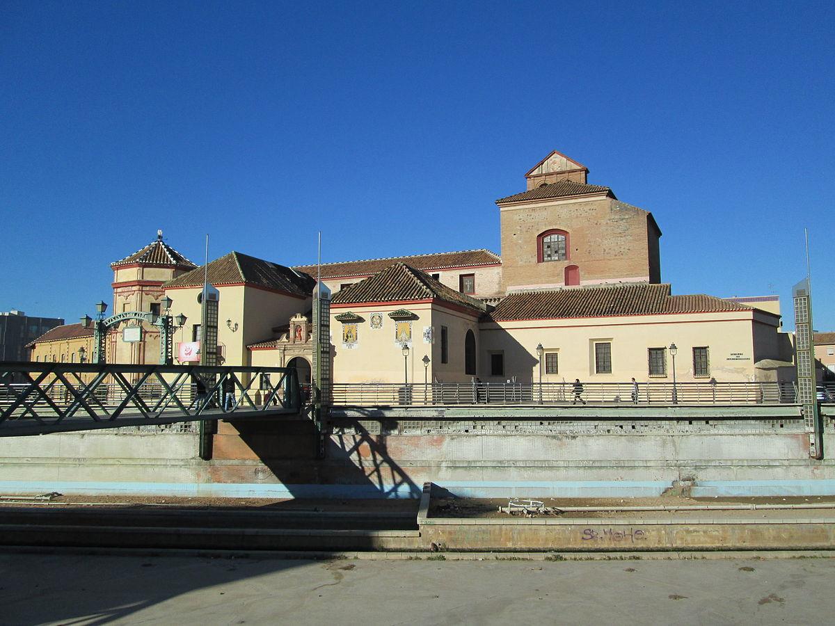 Iglesia De Santo Domingo De Guzmn Mlaga Wikipedia
