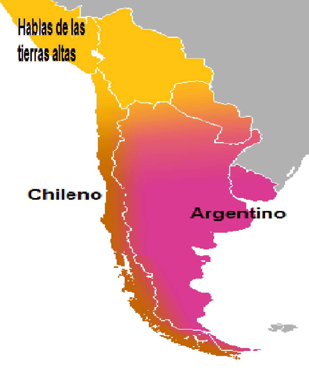 Espanol Chileno