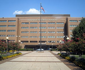 Howard University Hospital located at 2041 Geo...