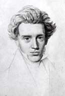 Søren Kierkegaard i Friedrich Nietzsche, najznačajniji mislioci XIX. stoljeća, veliki teoretičari apsurda i egzistencijalizma, te važni Camusovi uzori.