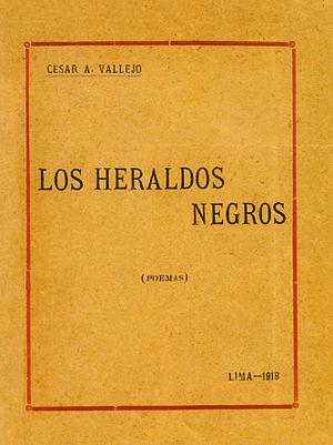 Español: Portada de la primera edición del poe...