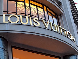 Louis Vuitton in Paris