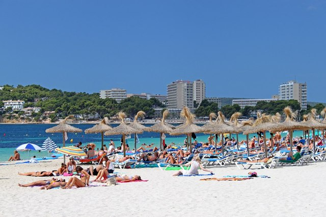 Magaluf Mallorca 2010
