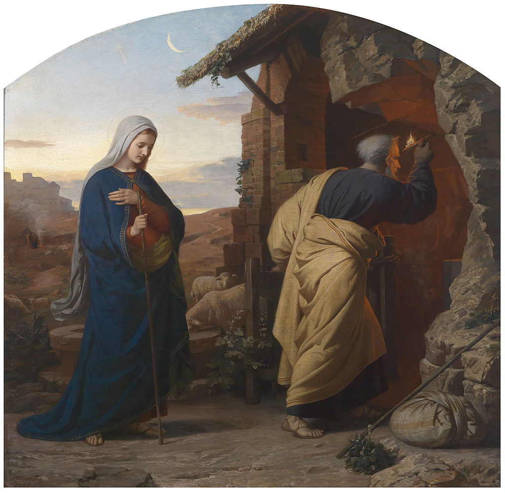 Michael Rieser -- Am Abend vor Christi Geburt
