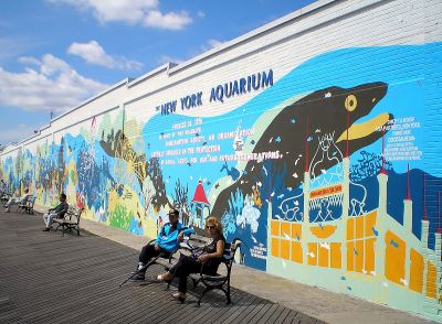 New York Aquarium - Wikipedia