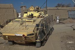 Polish Army KTO Rosomak-M1M
