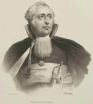 Rutger Jan Schimmelpenninck as Grand Pensionary