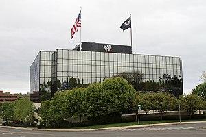 Siège social de la WWE, Stamford, CT, jjron 02.05.2012.jpg