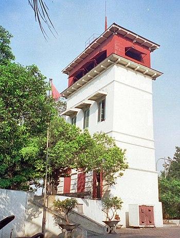 Watchtower in Sunda Kelapa