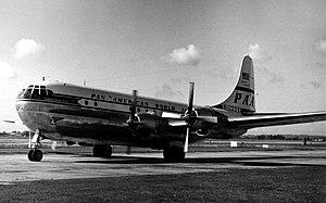 Pan American World Airways Boeing 377 Stratocr...