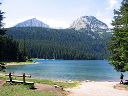 Black Lake Montenegro Wikipedia