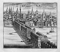 Die Brücke zu London