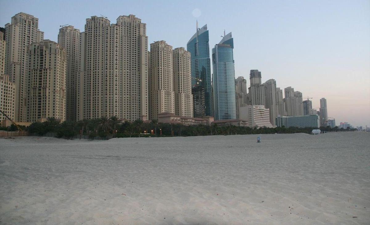 Al Fattan Marine Towers Wikipedia