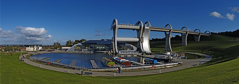 File:Falkirk Wheel panorama.jpg